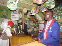 wakulima stores. SMES 2